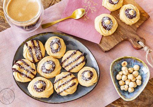 Merengue biscuits