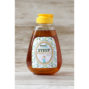 Greensweet Syrup Vanille 450g