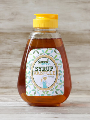 Syrup Vanille 450 g