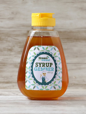Syrup Gember 450g