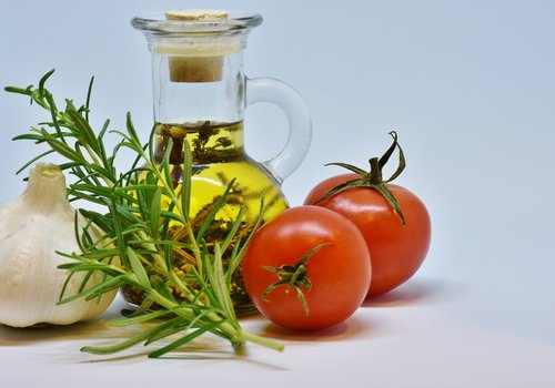 Salads, dressings