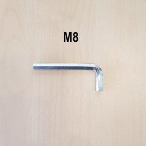 RHRQuality Inbusschlüssel M8