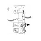 RHRQuality Mittelplatte (vierseitig) Corner Coon 60x50 Taupe