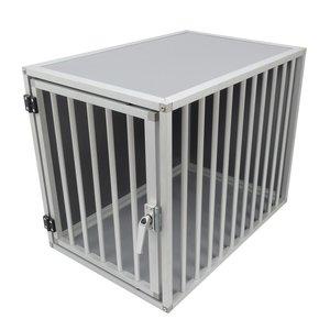 Hundos Hundebox TK Aluminium Top Qualität Hundekäfig, hundetransportbox Auto Alu und transportbox. Europäischer Qualitätsproduktion.