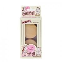 Gumball Toe Stops
