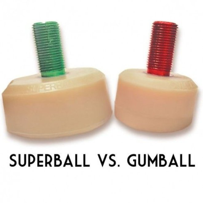 Superball Toe Stops