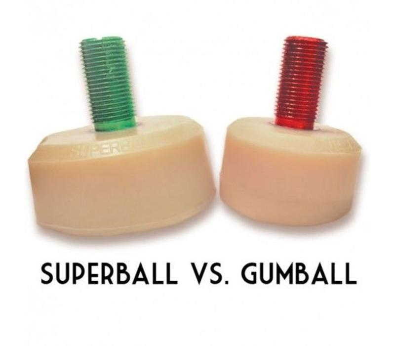 Superball Toe Stops