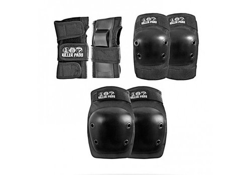 187 Killer Pads 187 Junior Protection Pack