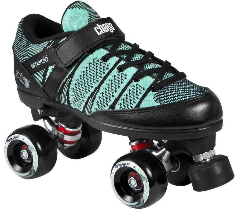Chaya Emerald Outdoor Roller Skates