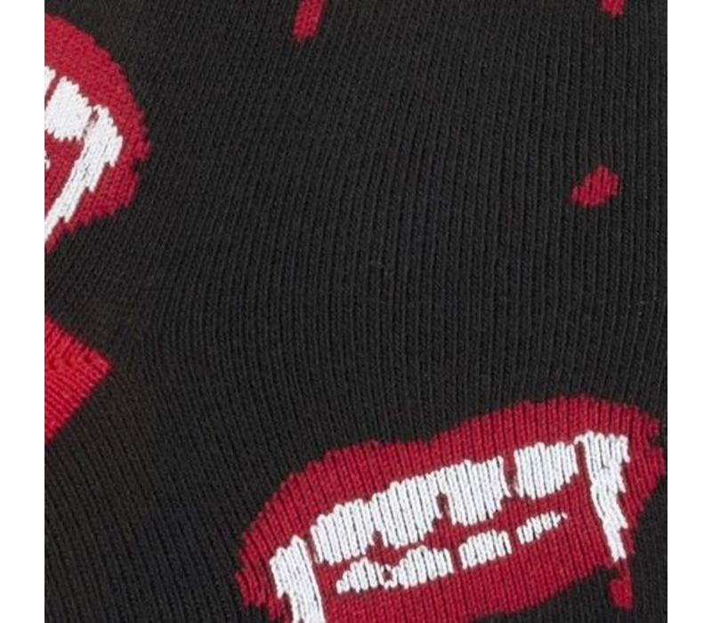 Vampire Kiss Socks