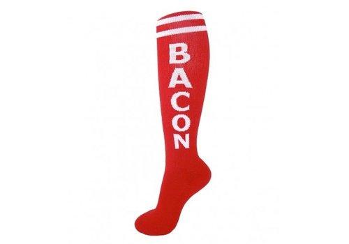 Gumball Poodle Bacon Socks