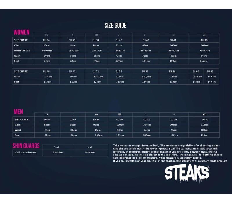 Steaks Smackanawa Vest