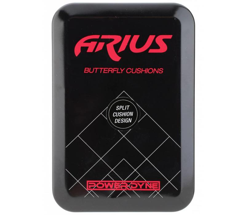 Arius Split Butterfly Cushions