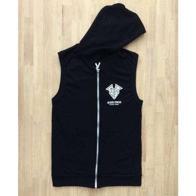 Sucker Punch Sleeveless Hoodie
