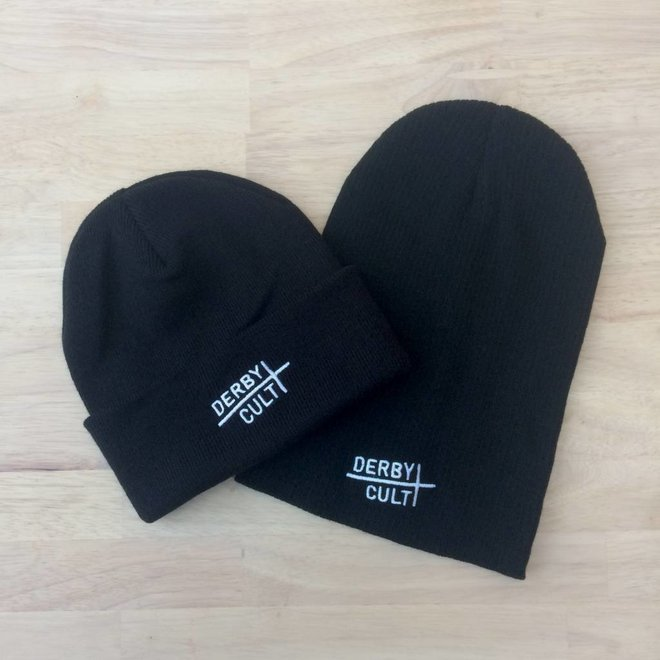 Derby Cult + Long Beanie