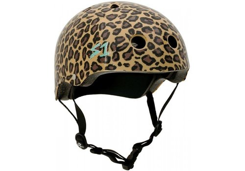 S1 Helmet Co. S1 Lifer Helmet Moxi Leopard