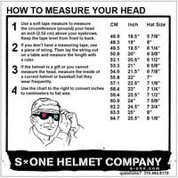 S1 MEGA Lifer Helmet Black Matte