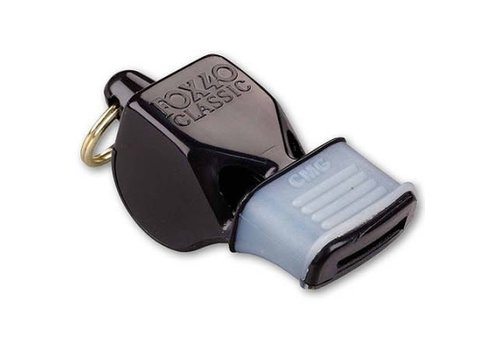 Fox40 Fox40 Classic CMG Whistle Black