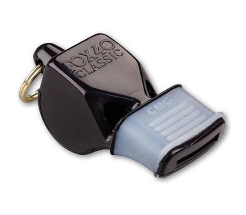 Fox40 Classic CMG Whistle Black