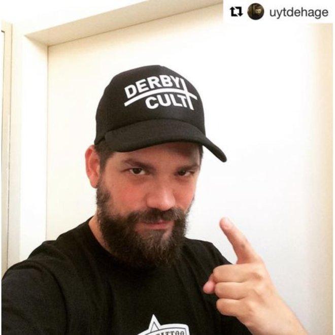 Derby Cult + Logo - Cap