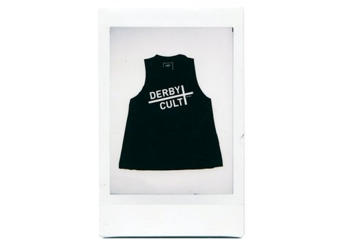 Derby Cult Derby Cult + Logo - High Neck Top