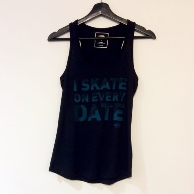 Derby Cult + Skate on Every Date - Tank Top