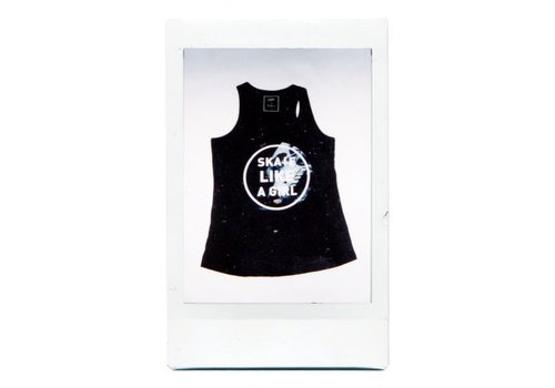 Derby Cult Derby Cult + Skate Like a Girl - Tank Top