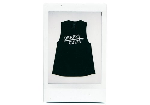 Derby Cult Derby Cult + Logo - Flowy Muscle Top