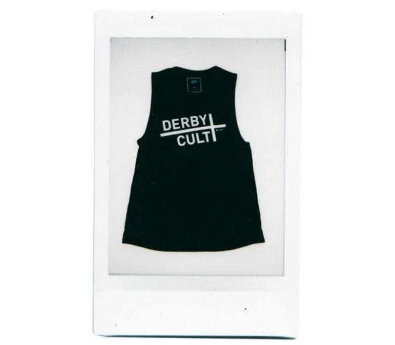 Derby Cult + Logo - Flowy Muscle Top