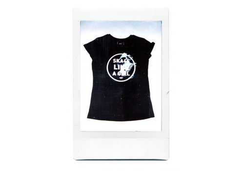 Derby Cult Derby Cult + Skate Like a Girl - T-Shirt Female