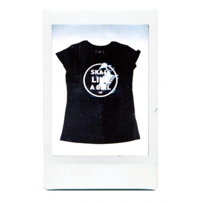 Derby Cult + Skate Like a Girl - T-Shirt Female