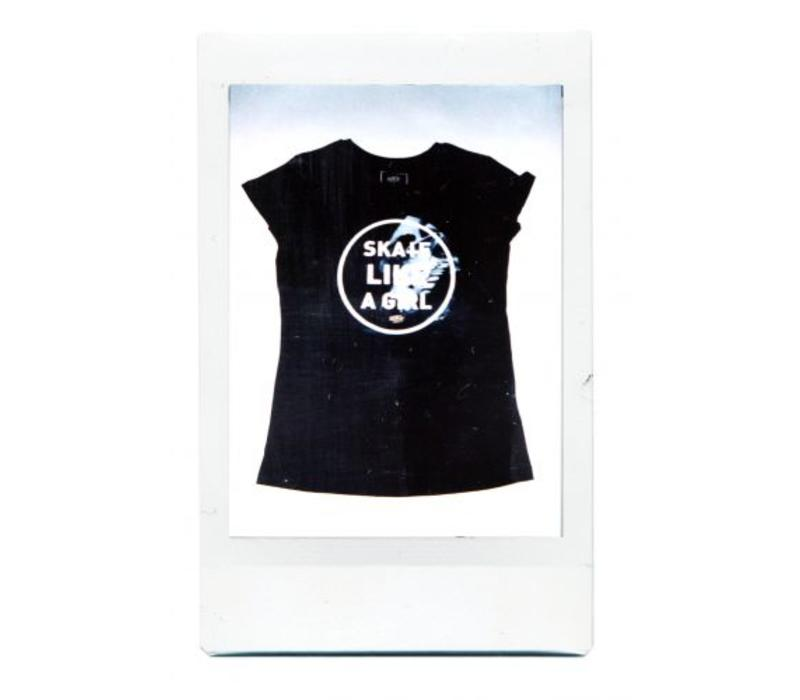 Derby Cult + Skate Like a Girl - T-Shirt Female