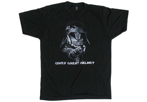 S1 Helmet Co. S1 Helmet Co. Men's T-shirt - Gives Great Helmet