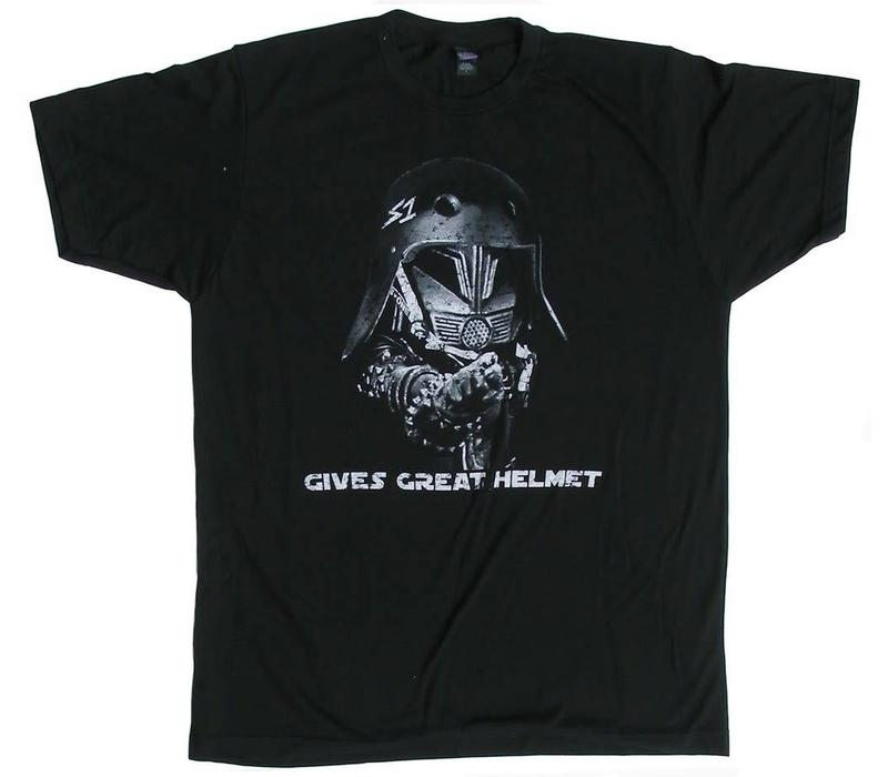 S1 Helmet Co. Men's T-shirt - Gives Great Helmet