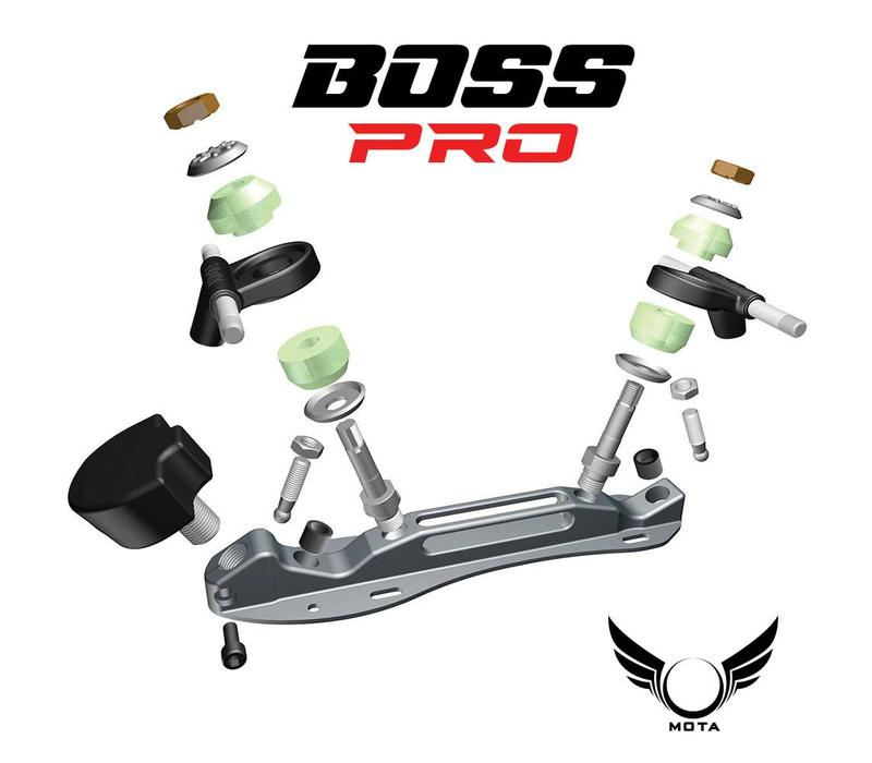 Mota Boss Pro w/ Colored trucks