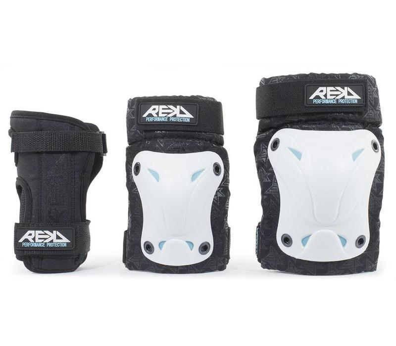 Rekd Recreational Triple Pad Set