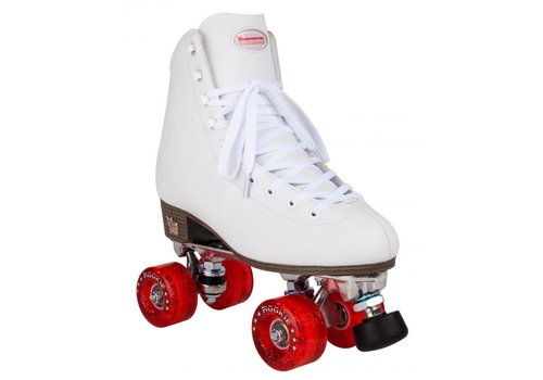 Rookie Rookie Classic II White Roller Skates
