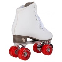 Rookie Classic II White Roller Skates