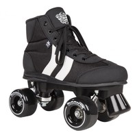 Rookie Retro V2.1 Black/White Roller Skates