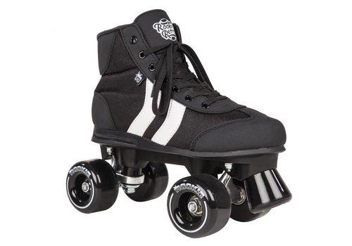 Rookie Rookie Retro V2.1 Black/White Roller Skates