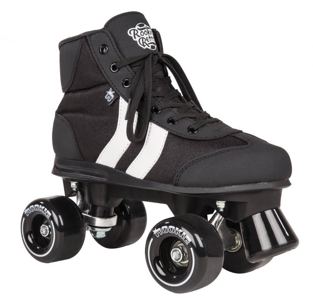0c52b076680 Rookie Retro V2.1 Black/White Roller Skates - Sucker Punch Skate Shop