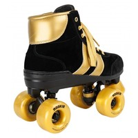 Rookie Authentic Zwart/Goud Roller Skates