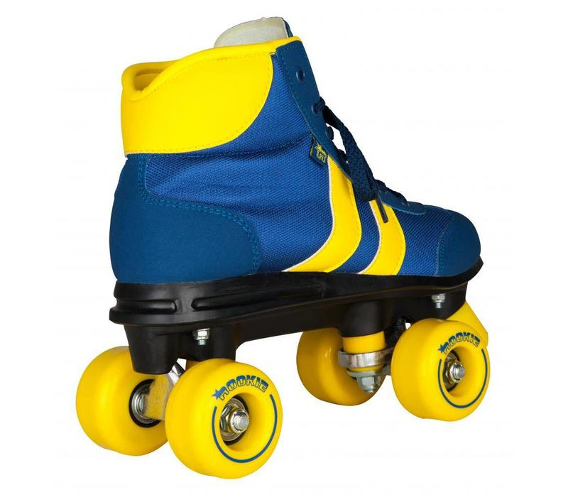 Rookie Retro V2.1 Blue/Yellow Roller Skates