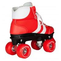 Rookie Retro V2.1 Red/White Roller Skates