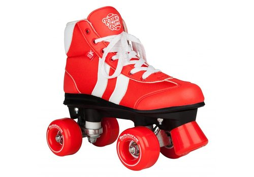 Rookie Rookie Retro V2.1 Red/White Roller Skates