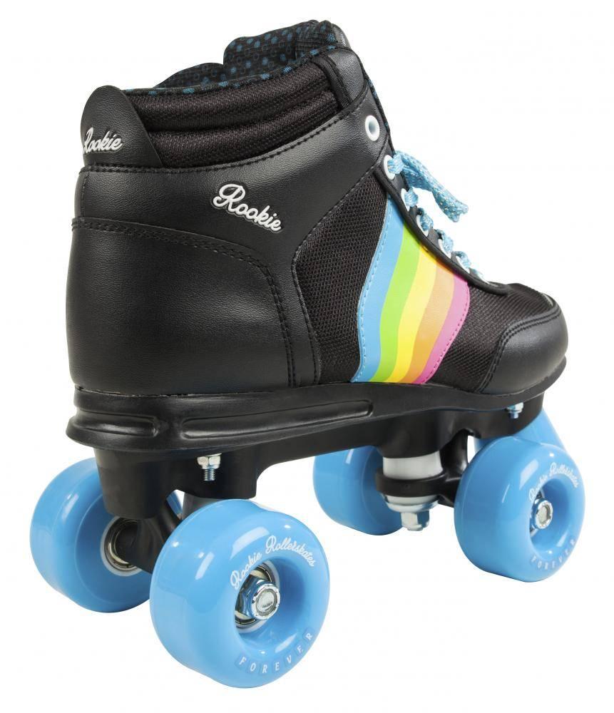 7d1dd71f793 Rookie Forever Rainbow Zwarte Rolschaatsen · Rookie Forever Rainbow Zwarte  Rolschaatsen · Rookie Forever Rainbow Zwarte Rolschaatsen