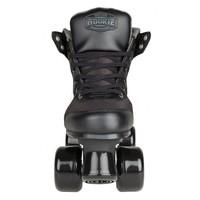 Rookie Deluxe Black Roller Skates