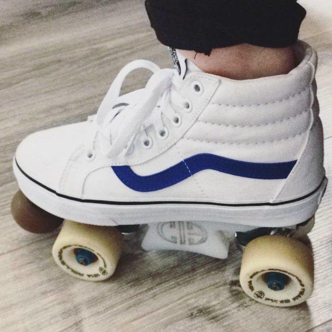Customise your own Roller Skates