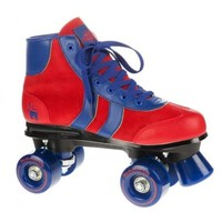 Rookie Retro**  Red/Blue Roller Skates