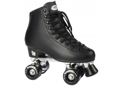 Rookie Rookie Classic Black Roller Skates